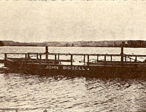 The Lost Years of Bissell's Ferry