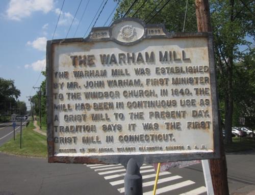 Warham's Mill