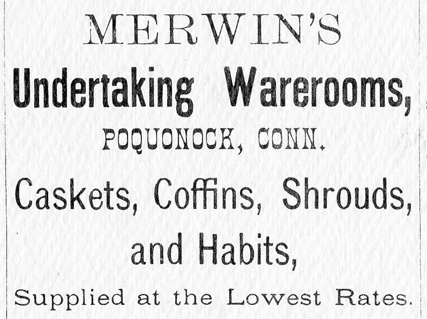 Merwin's Wareroom: Satisfaction Guaranteed