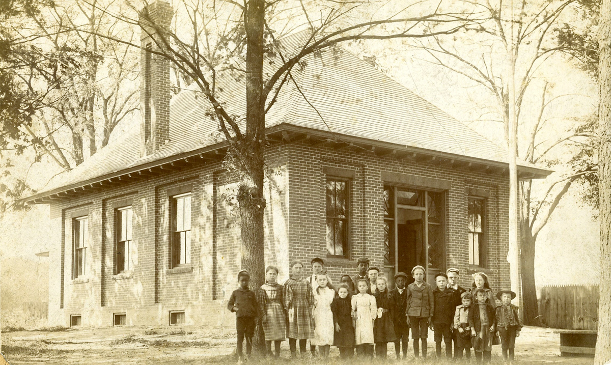 The Hayden Station School