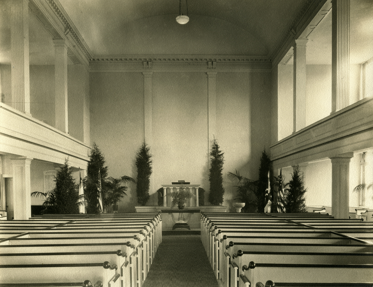 Seating the Meetinghouse