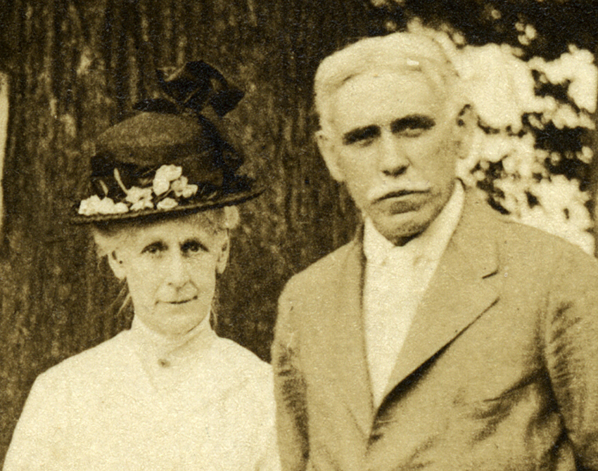 Harriet Cooke Nelson: The Minister's Wife
