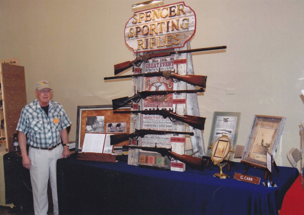 Free Study Session with Spencer Repeating Rifles | Windsor