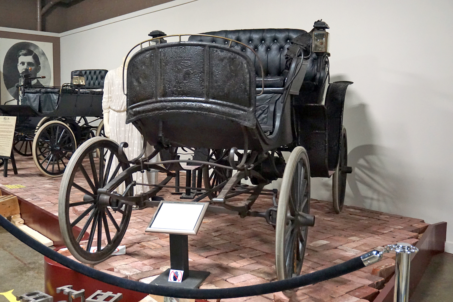 19th-Century Eddy Electric Automobile Motors