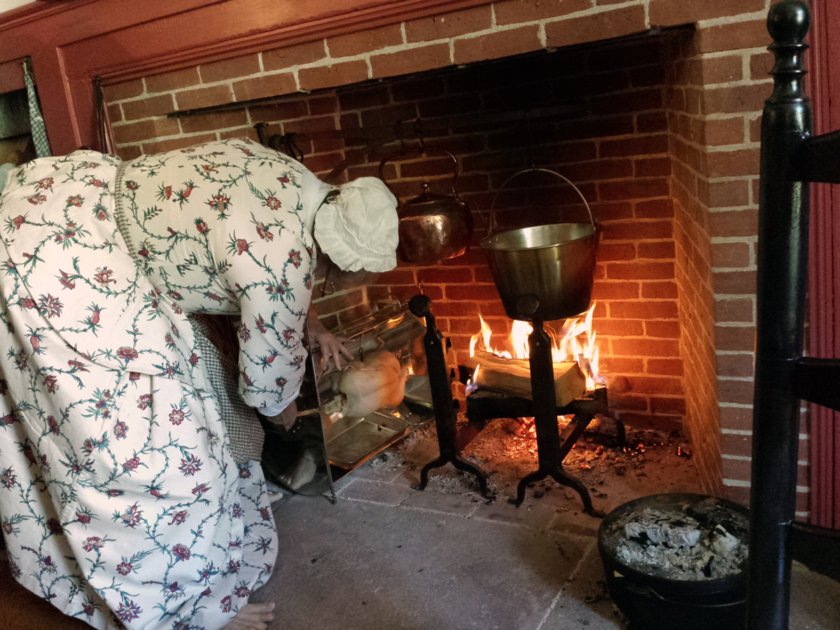 Seasonal Challenges in the Early American Home