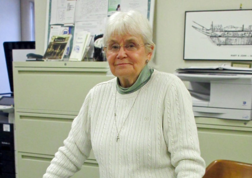 Volunteer Profile: Sandy McGraw