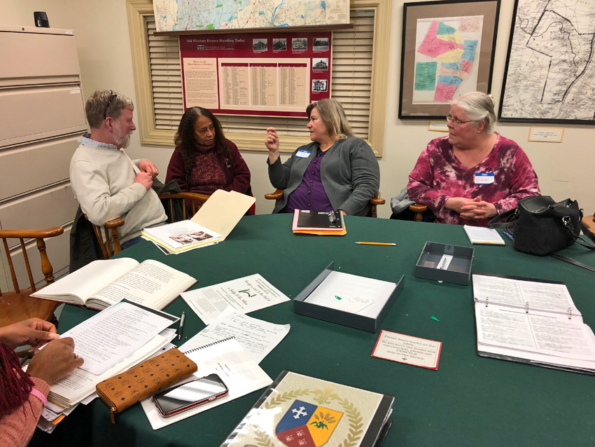 Genealogy Support Group