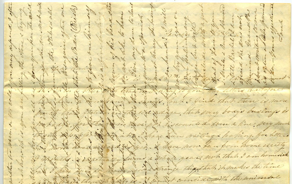 Conversations with the Past: Hayden Family Letters, 1821-1894