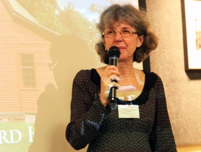 WHS Executive Director Christine Ermenc