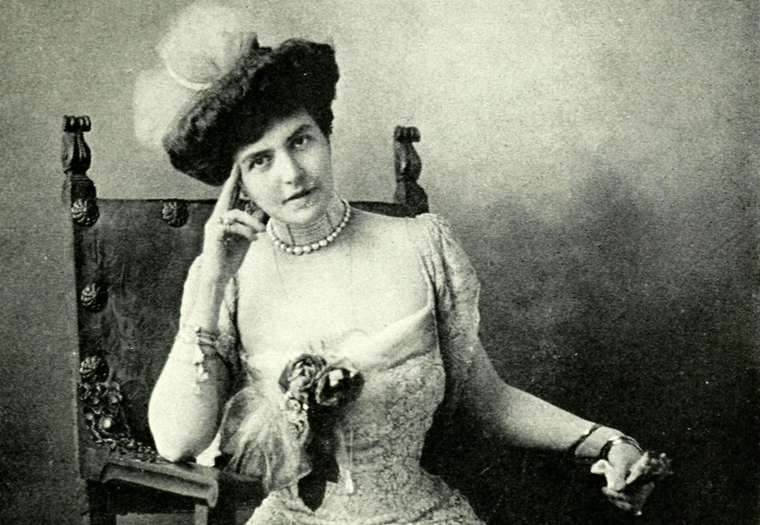 Princess Julia Cantacuzène Speransky