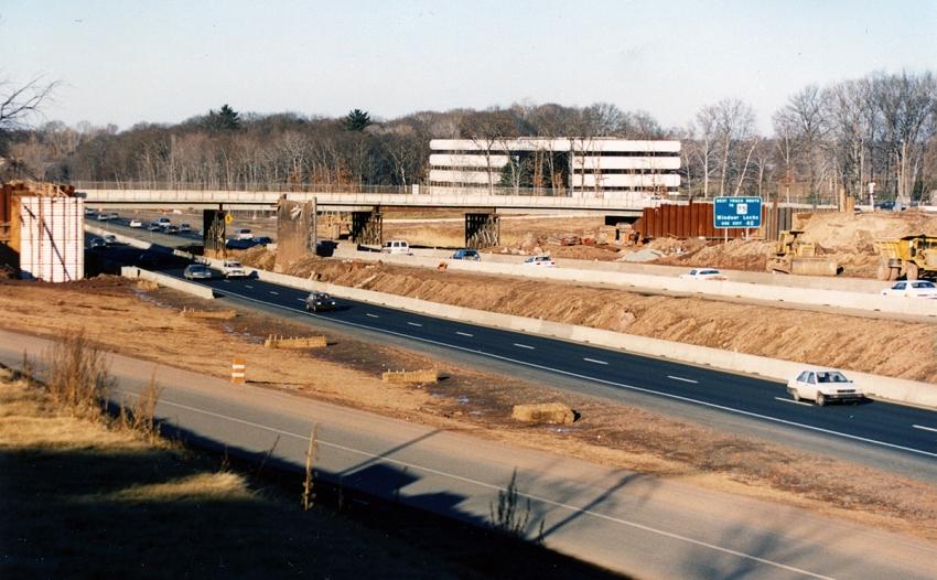 I-91 construction