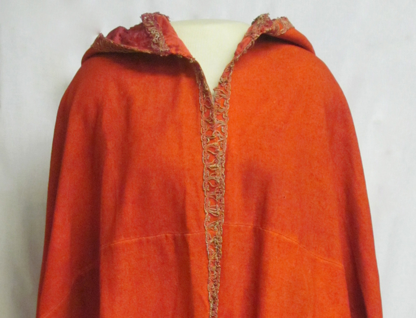 Sarah Rowland Dudley's Red Cloak