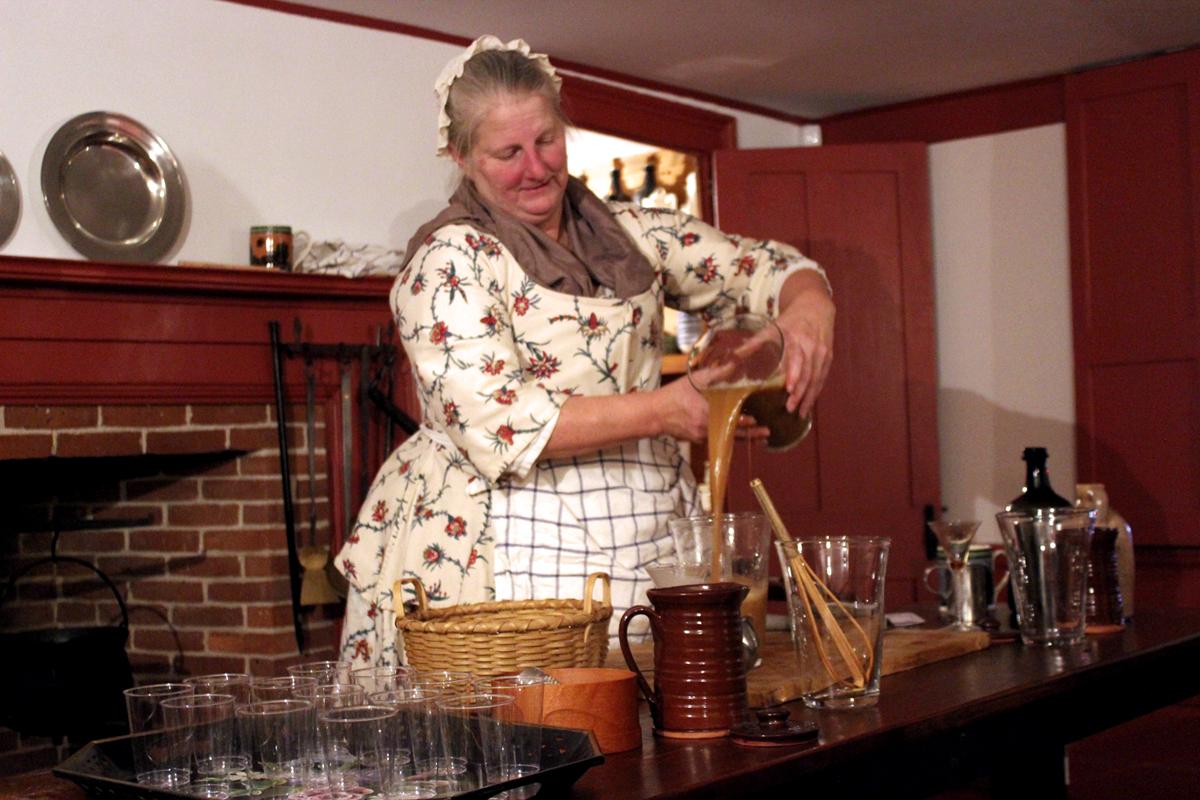 Colonial Boozing