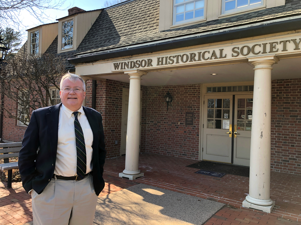 Windsor Historical Society Names New Executive Director
