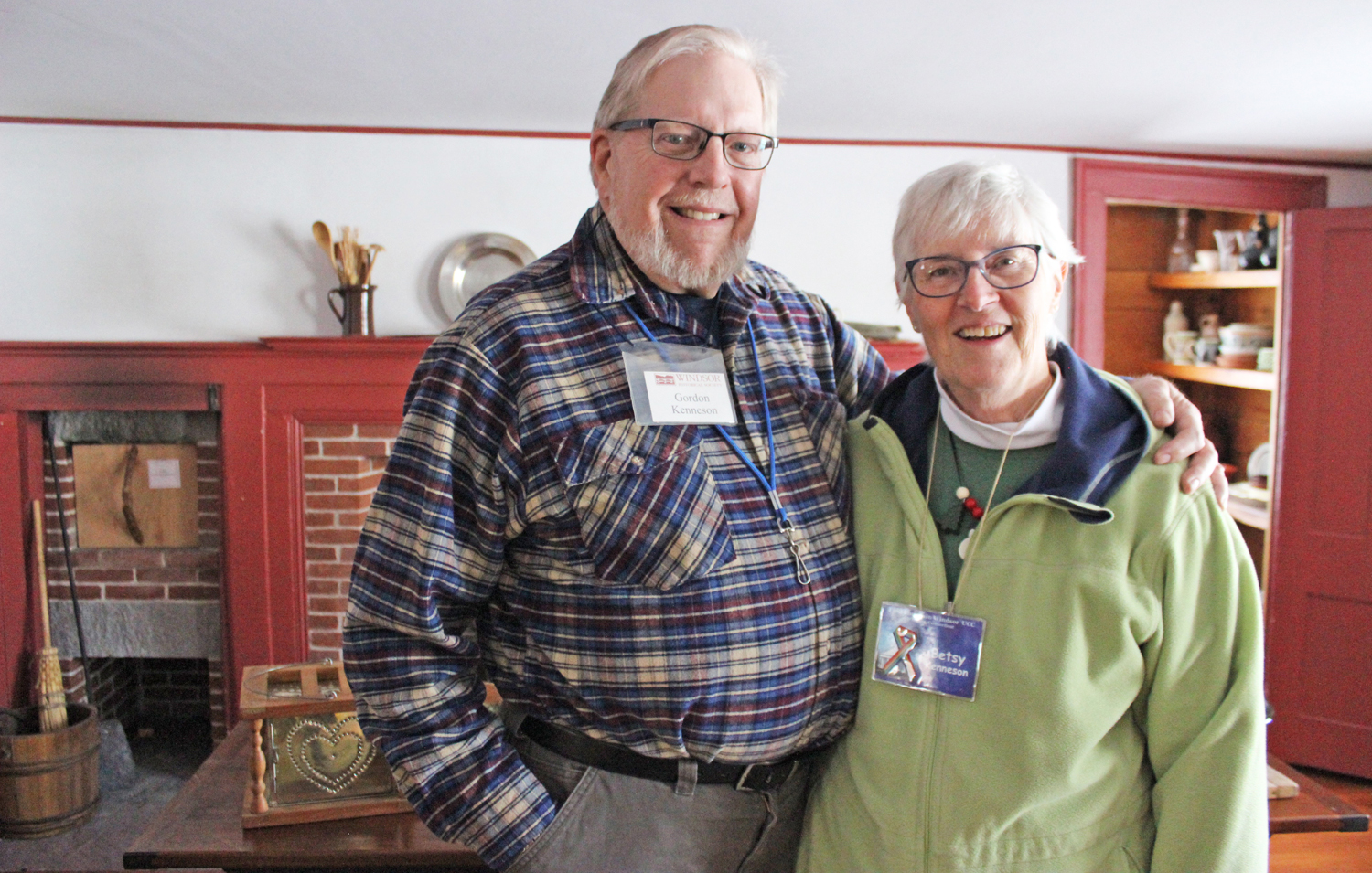 Volunteer Profile: Betsy and Gordon Kenneson