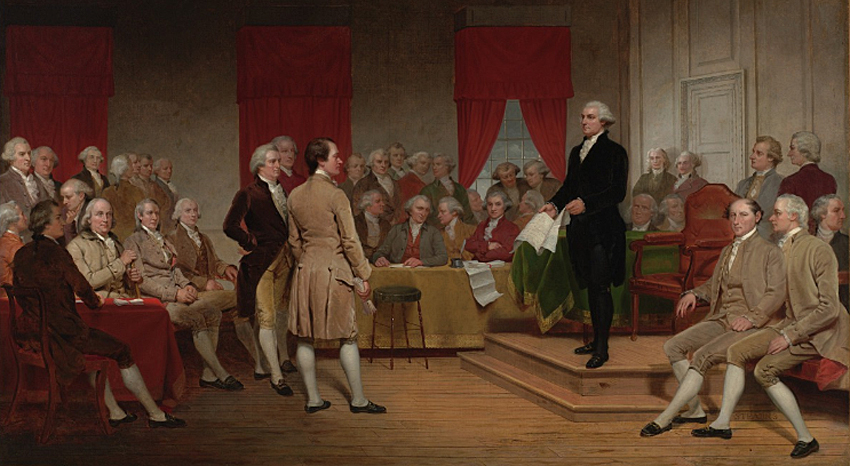 Stearns' Constitutional Convention