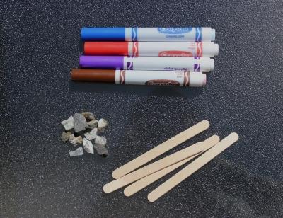 stick game materials