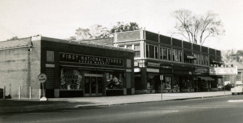 Plaza building, c1946