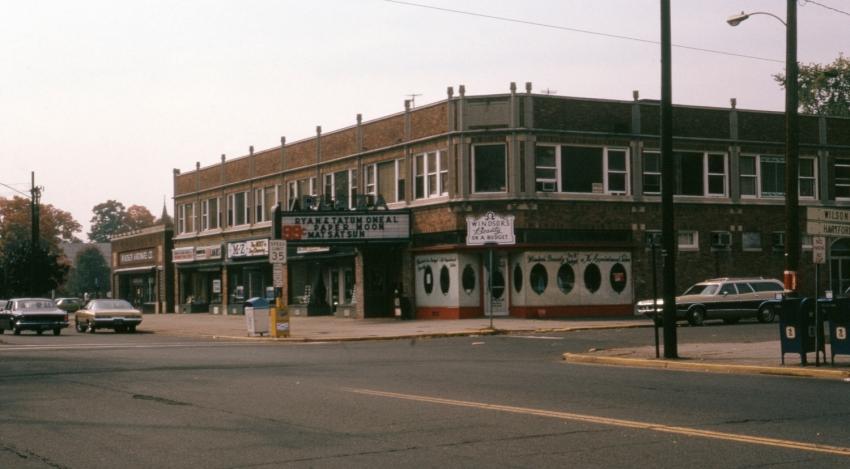 Plaza building, 1973