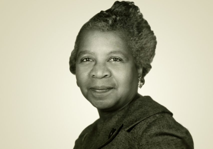 Our Mrs. Bethune, Part II: Dr. Ethna Beulah Winston, 1903 -1993