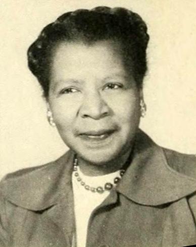 Dr. Winston, faculty portrait, 1957