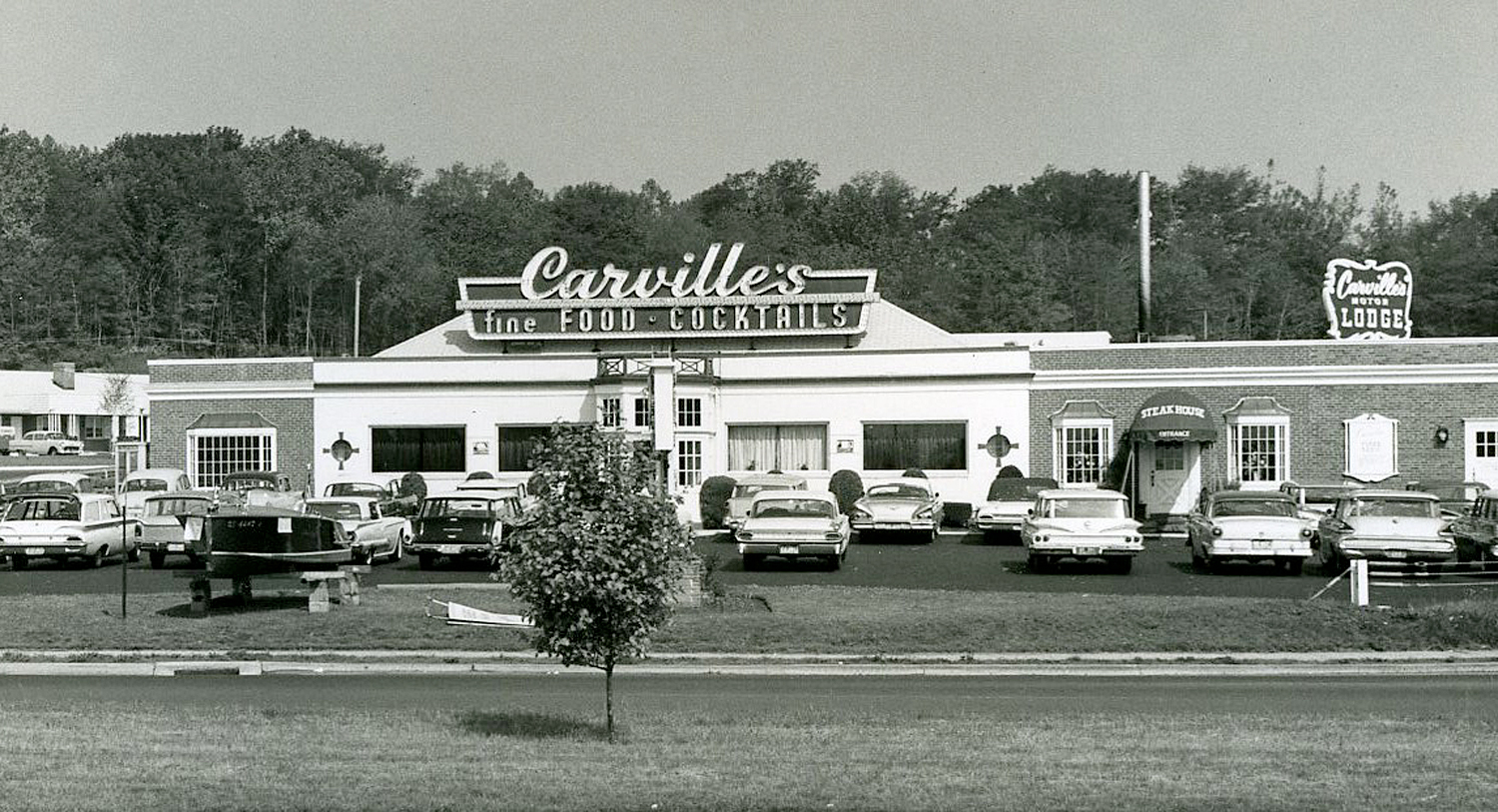 Carville's, early 1950s