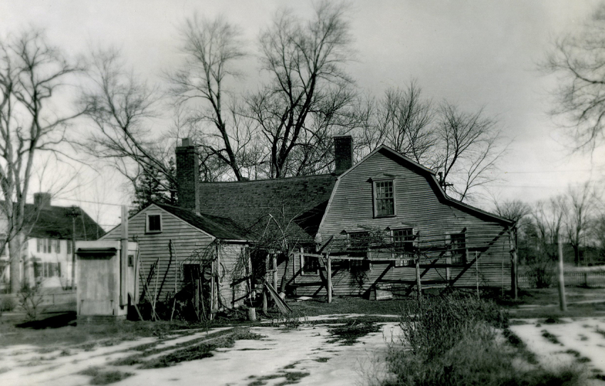 Strong-Howard House, 1925