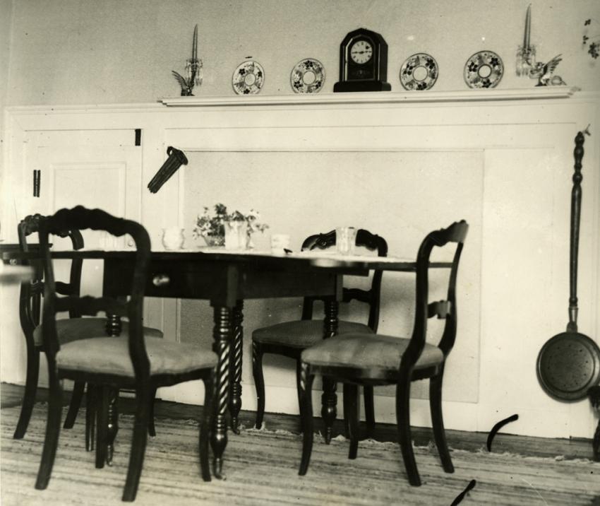 Betsy Kob's Tearoom, c. 1925