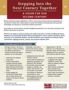 strategic plan flyer