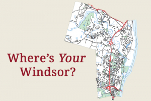 Where's Your Windsor map