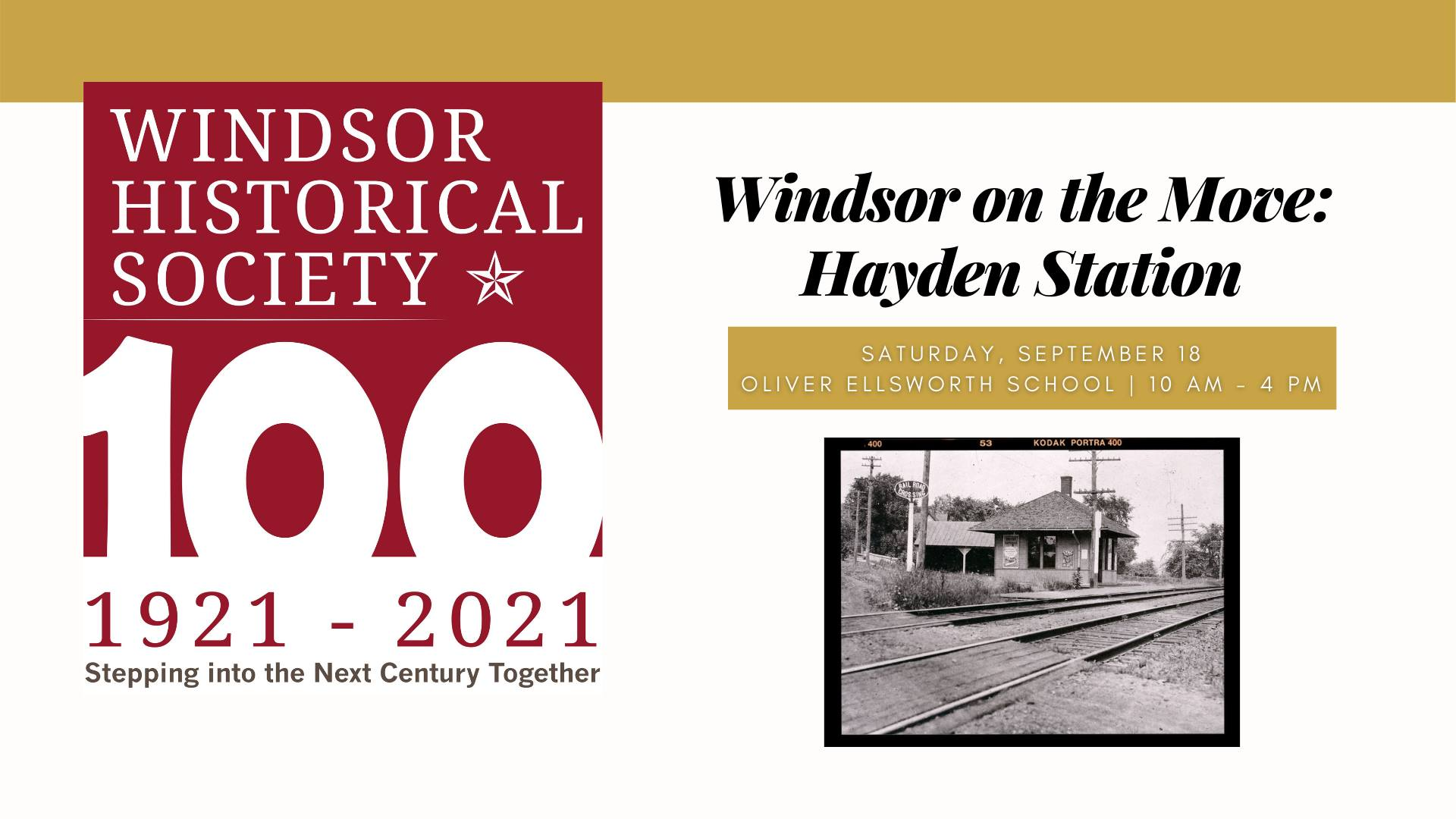 Windsor on the Move: Sharing Stories in Windsor Neighborhoods - Hayden Station